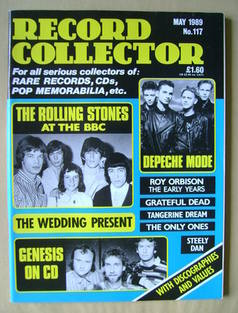 Record Collector - May 1989 - Issue 117