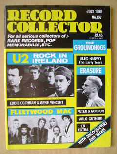 Record Collector - July 1988 - Issue 107