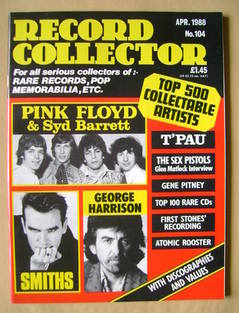 Record Collector - April 1988 - Issue 104
