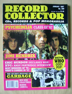 Record Collector - January 1997 - Issue 209