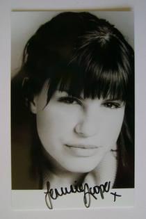 Jemima Rooper autographed photo