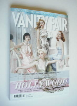 Vanity Fair magazine - The Hollywood Issue cover (March 2012)