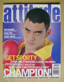 Attitude magazine (March 1996 - Issue 23)