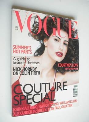 <!--1997-04-->British Vogue magazine - April 1997