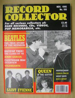 Record Collector - Paul McCartney and John Lennon cover (November 1995 - Is