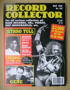Record Collector - March 1996 - Issue 199