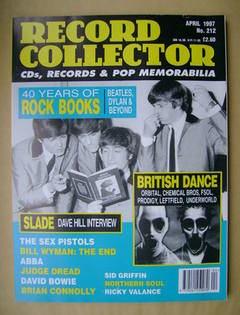 Record Collector - The Beatles cover (April 1997 - Issue 212)