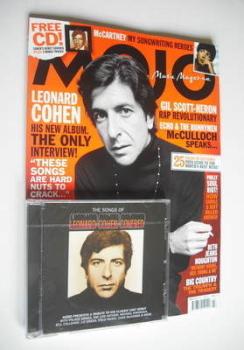 MOJO magazine - Leonard Cohen cover (March 2012 - Issue 220)