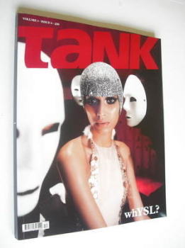 Tank magazine - Volume 3 Issue 8 (2003)