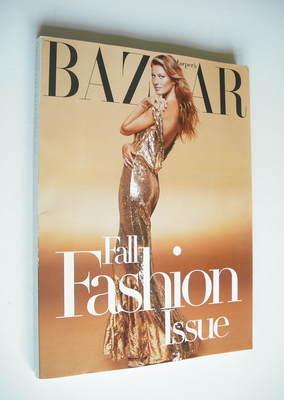 <!--2004-09-->Harper's Bazaar magazine - September 2004 - Gisele Bundchen c