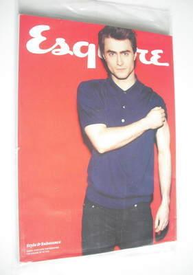 <!--2012-03-->Esquire magazine - Daniel Radcliffe cover (March 2012 - Subsc