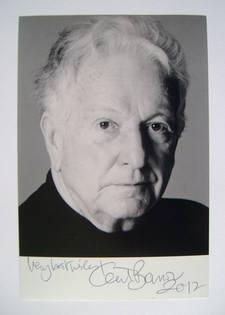 Keith Barron autograph