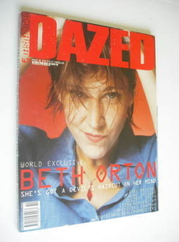 Dazed & Confused magazine (October 1998 - Beth Orton cover)