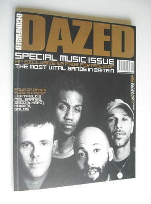 <!--1997-10-->Dazed & Confused magazine (October 1997)