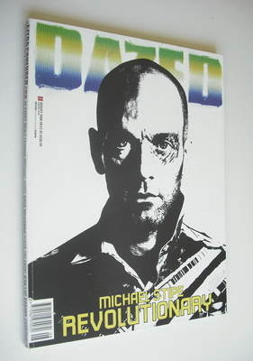 <!--2000-08-->Dazed & Confused magazine (August 2000 - Michael Stipe cover)