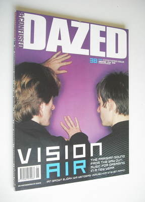 <!--1998-01-->Dazed & Confused magazine (January 1998)