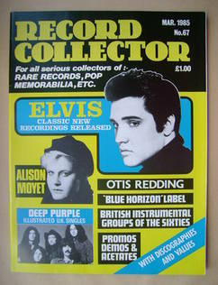 Record Collector - March 1985 - Issue 67