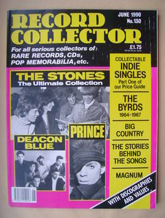 Record Collector - June 1990 - Issue 130