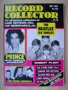 Record Collector - October 1989 - Issue 122