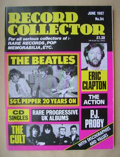 Record Collector - June 1987 - Issue 94