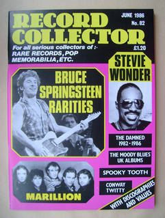 Record Collector - June 1986 - Issue 82