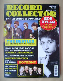 Record Collector - June 2000 - Issue 250