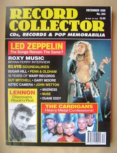 Record Collector - December 1999 - Issue 244