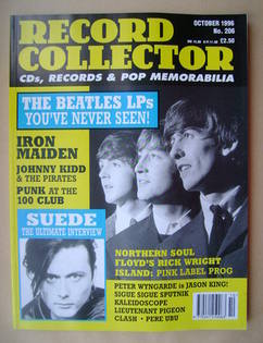 Record Collector - October 1996 - Issue 206