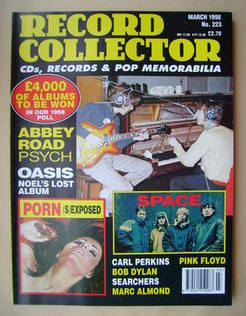 Record Collector - March 1998 - Issue 223