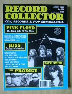 Record Collector - August 1996 - Issue 204