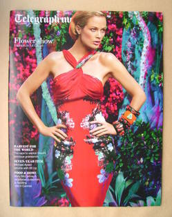 <!--2012-05-12-->Telegraph magazine - Carolyn Murphy cover (12 May 2012)