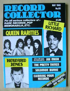 Record Collector - May 1985 - Issue 69