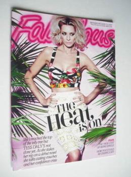 Fabulous magazine - Tess Daly cover (22 April 2012)
