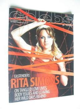 Celebs magazine - Rita Simons cover (15 April 2012)