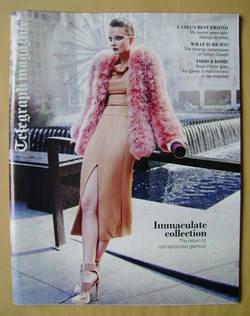 <!--2011-11-05-->Telegraph magazine (5 November 2011)