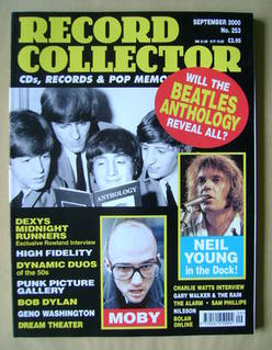 Record Collector - September 2000 - Issue 253