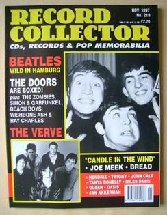 Record Collector - November 1997 - Issue 219