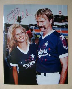Pamela Anderson autograph