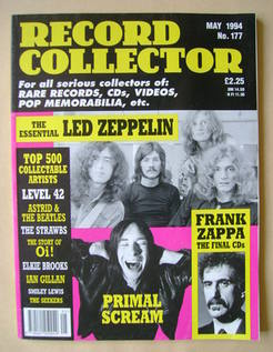 Record Collector - May 1994 - Issue 177