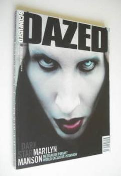 Dazed & Confused magazine (September 2000 - Marilyn Manson cover)