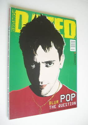 <!--1999-07-->Dazed & Confused magazine (July 1999 - Graham Coxon cover)