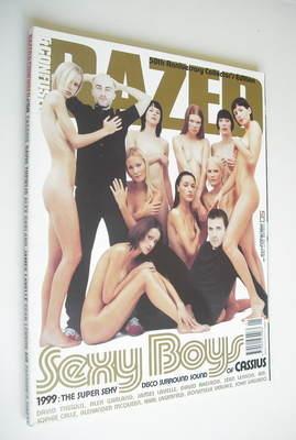 <!--1999-01-->Dazed & Confused magazine (January 1999 - Cassius cover)