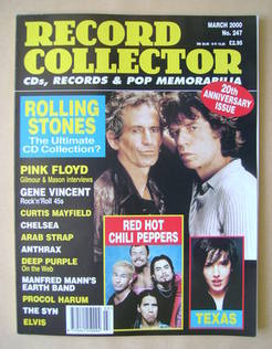 Record Collector - March 2000 - Issue 247