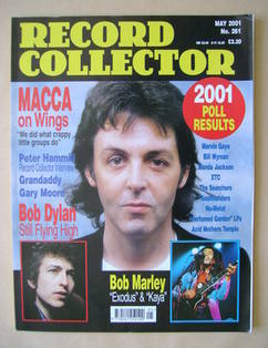 Record Collector - Paul McCartney cover (May 2001 - Issue 261)