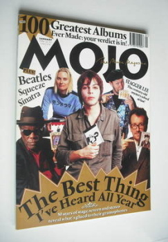MOJO magazine - The Best Thing I've Heard All Year cover (January 1996 - Issue 26)