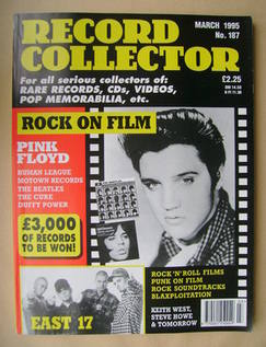 Record Collector - March 1995 - Issue 187