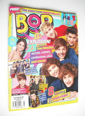 <!--2012-05-->BOP magazine - May 2012 - One Direction cover