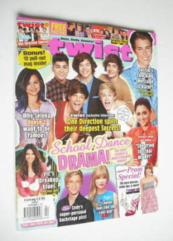 Twist magazine - April/May 2012