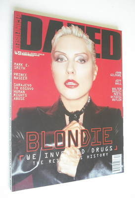 <!--1998-12-->Dazed & Confused magazine (December 1998 - Debbie Harry cover