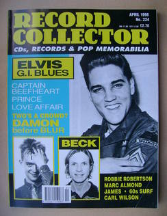 Record Collector - April 1998 - Issue 224